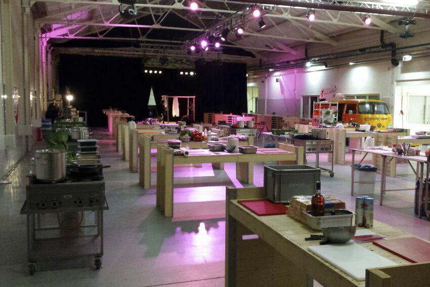 Cooking Experience overtreft met 200 gasten